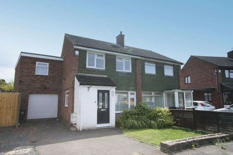 4 Bedrooms Semi Detached House for sale in Greenlands Way, Bristol
