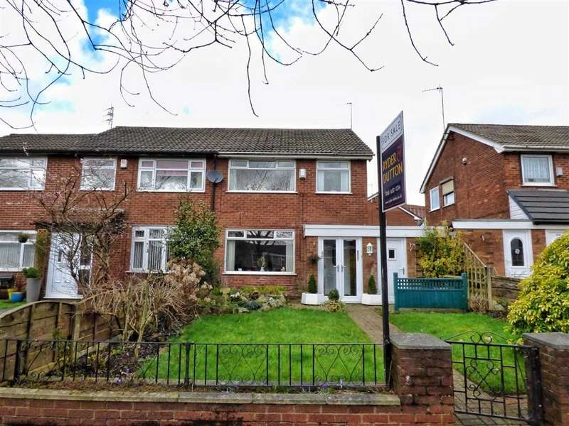 3 Bedrooms Property for sale in Hollins Road, Hollins, Oldham, OL8