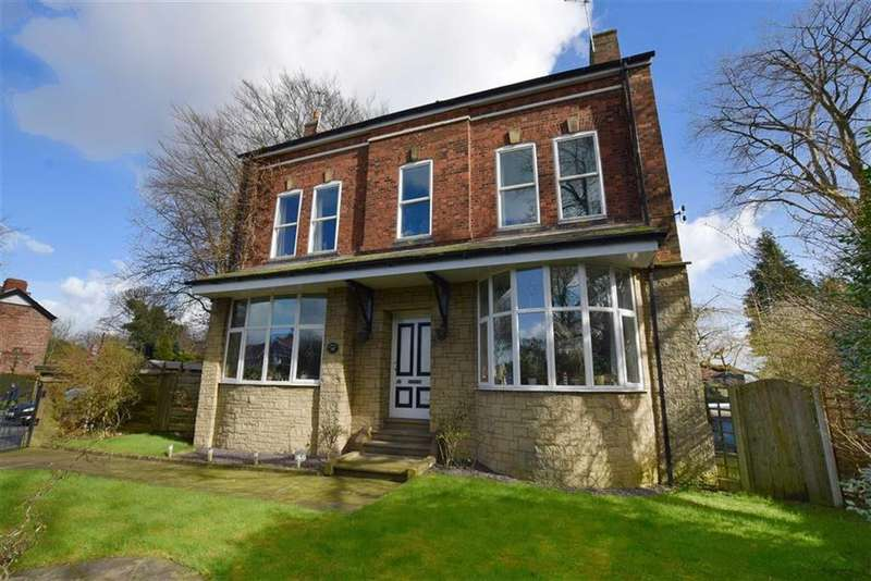 6 Bedrooms Detached House for sale in Crofts Bank Road, Urmston