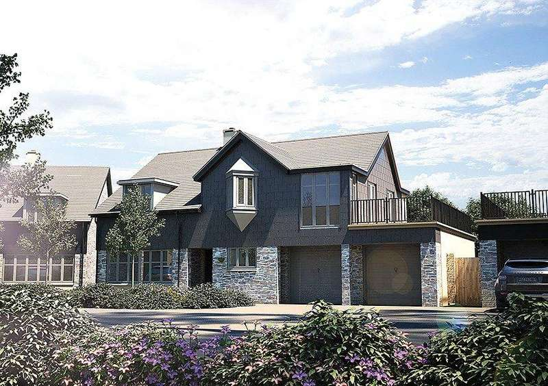 4 Bedrooms Detached House for sale in Salcombe View, Main Road, Salcombe, Devon, TQ8