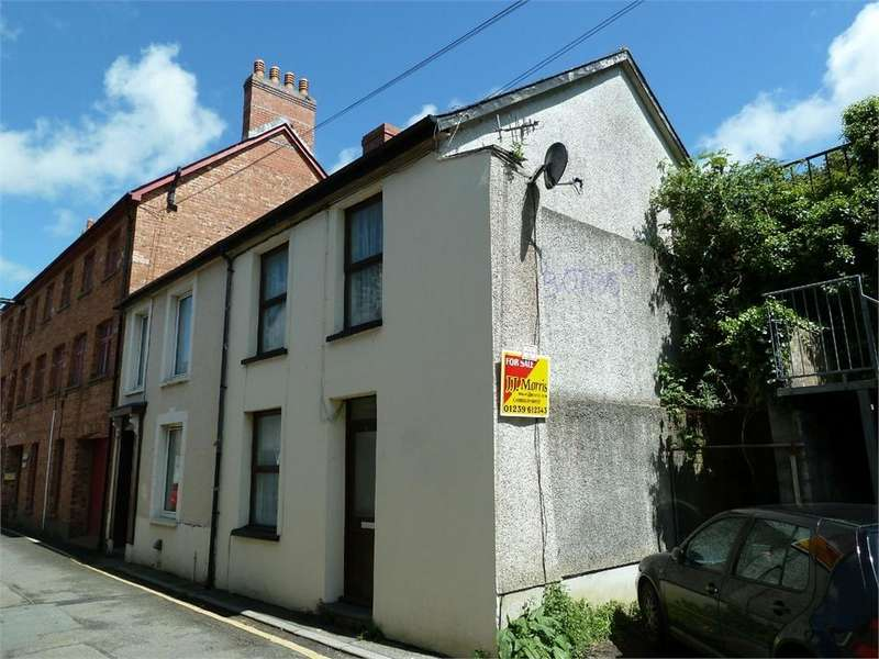 2 Bedrooms End Of Terrace House for sale in Queens Terrace, Cardigan, Ceredigion