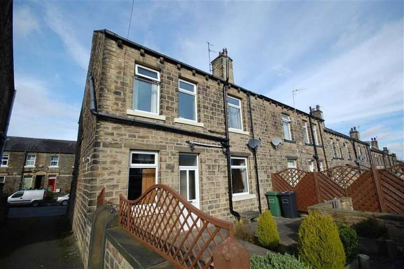 3 Bedrooms End Of Terrace House for sale in Barcroft Road, Huddersfield, HD4