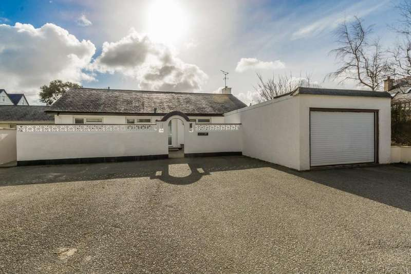 3 Bedrooms Detached Bungalow for sale in Morfa Nefyn, Gwynedd, North Wales