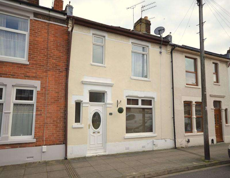 3 Bedrooms Terraced House for sale in Silchester Road, Baffins, Portsmouth
