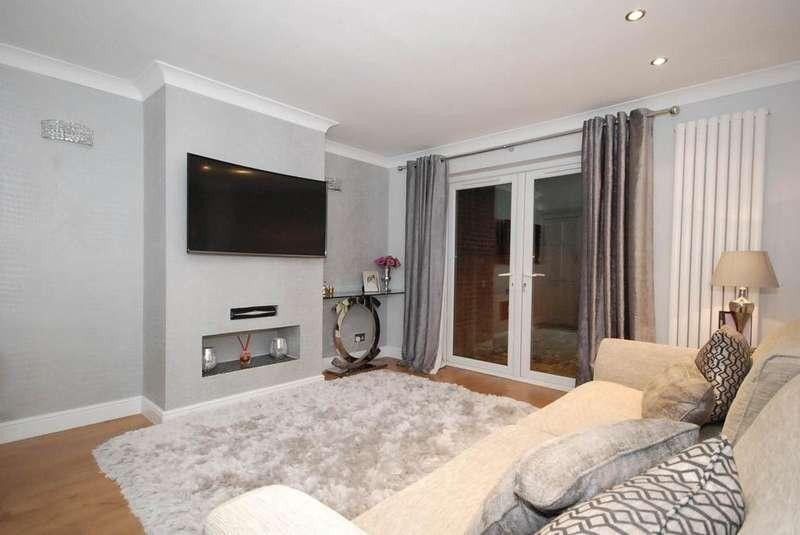 1 Bedroom Flat for sale in Broadwater, Wardley