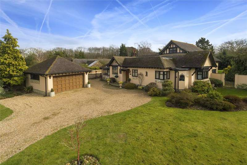 5 Bedrooms Detached House for sale in Stodmarsh Road, Canterbury, Kent