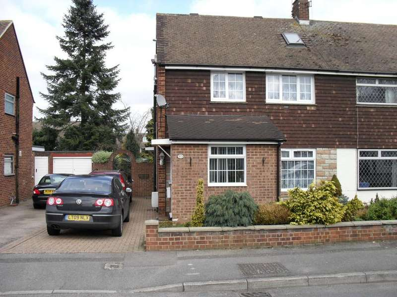 4 Bedrooms Semi Detached House for sale in The Avenue, Aylesford