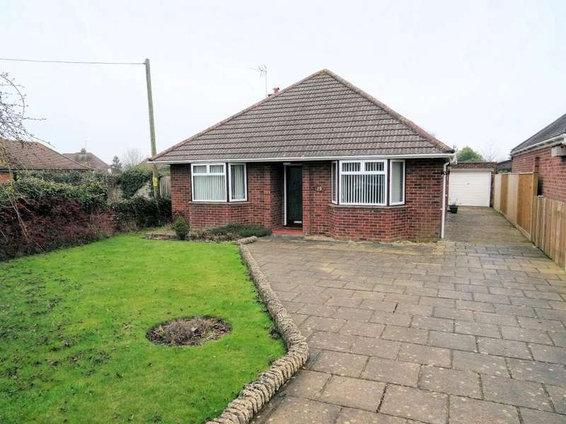 3 Bedrooms Detached Bungalow for sale in Byfleet Avenue, Old Basing