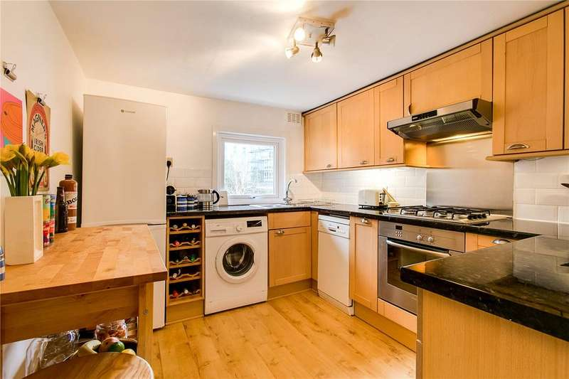 1 Bedroom Flat for sale in Huguenot Terrace, East Hill, Wandsworth