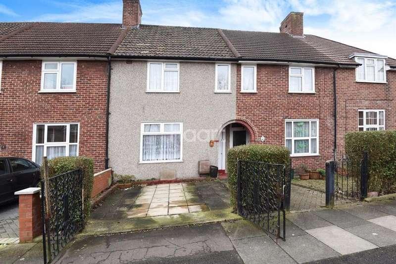 2 Bedrooms Terraced House for sale in Bristol Road, Morden, Surrey SM4