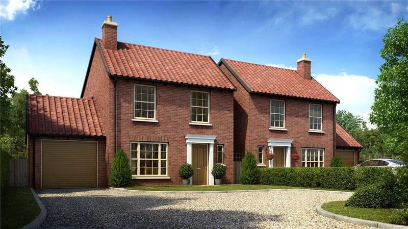 4 Bedrooms Detached House for sale in Plot 1 Burston Road, Dickleburgh, Diss, Norfolk, IP21