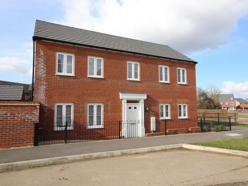 4 Bedrooms Detached House for sale in Ryder Way, Flitwick, Bedford, MK45