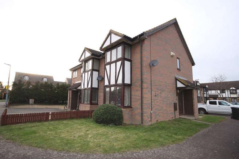 2 Bedrooms End Of Terrace House for sale in Astral Close, Lower Stondon, Henlow, SG16