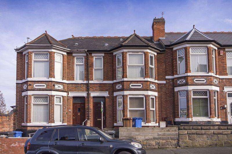 3 Bedrooms Apartment Flat for sale in ST. THOMAS ROAD, DERBY