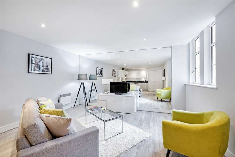 2 Bedrooms Flat for sale in Romney House, 47 Marsham Street, Westminster, London SW1P