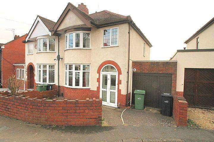 3 Bedrooms Semi Detached House for sale in Dennis Hall Road, Amblecote, Stourbridge, DY8