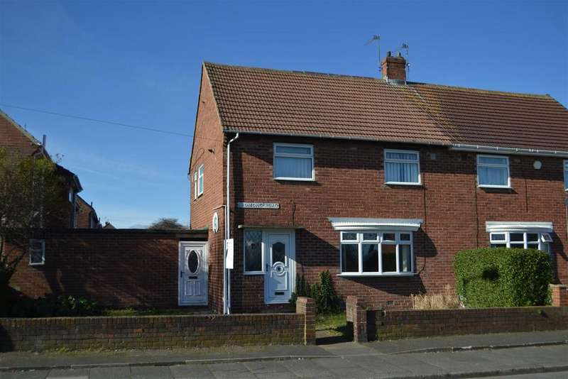 3 Bedrooms Semi Detached House for sale in Redmond Road, Redhouse, Sunderland