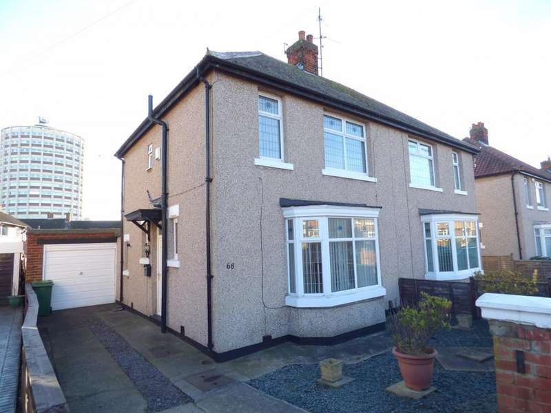 3 Bedrooms Semi Detached House for sale in Hambleton Square, Billingham, TS23