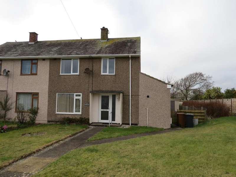 3 Bedrooms Semi Detached House for sale in Santon Way, Seascale, Cumbria