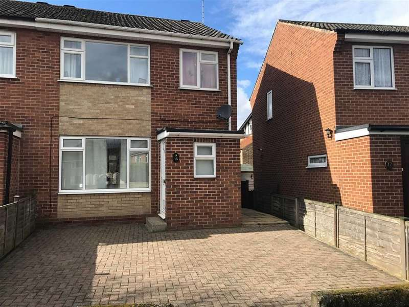 3 Bedrooms End Of Terrace House for sale in Bondgate Green Close, Ripon