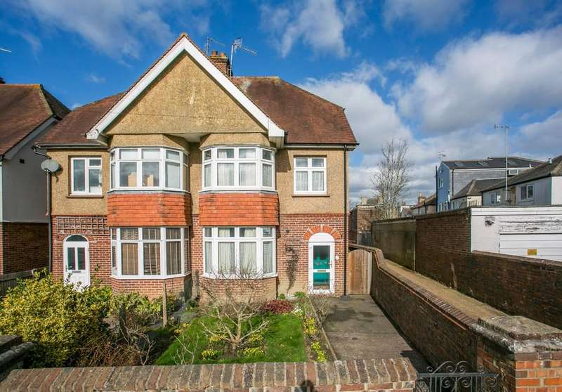 3 Bedrooms Semi Detached House for sale in Speldhurst Road, Southborough