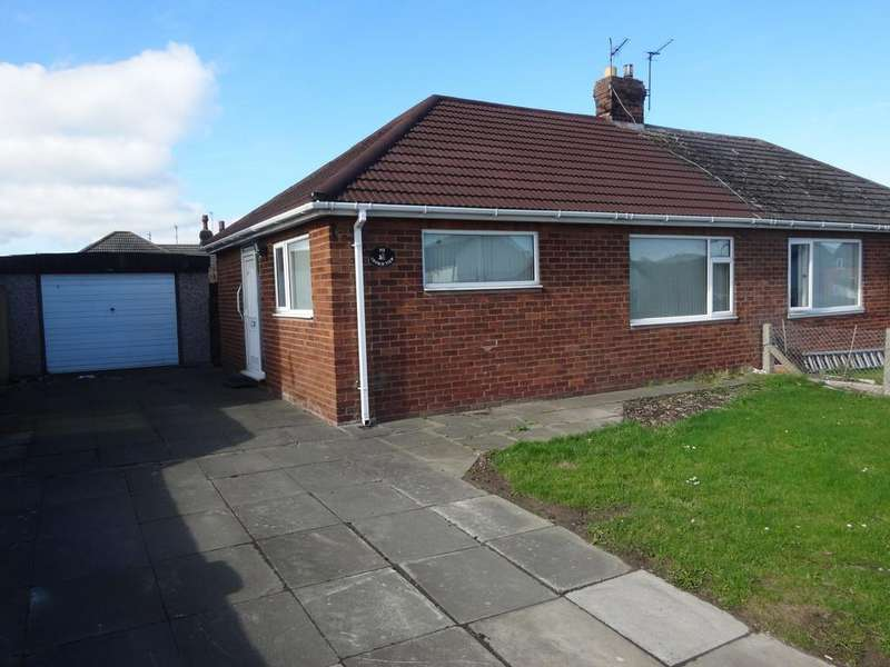 2 Bedrooms Semi Detached Bungalow for sale in Church View, Bodelwyddan