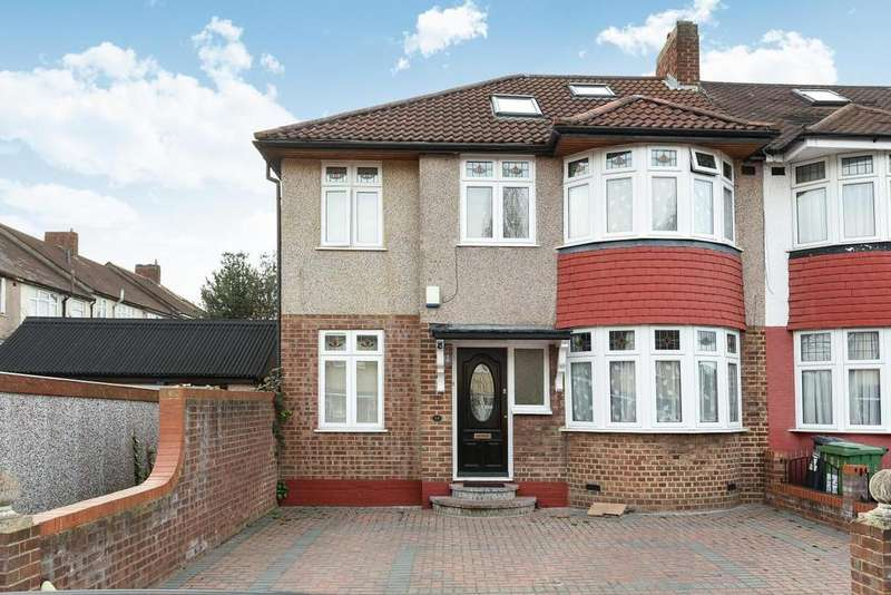 6 Bedrooms Terraced House for sale in Datchet Road, Catford, SE6
