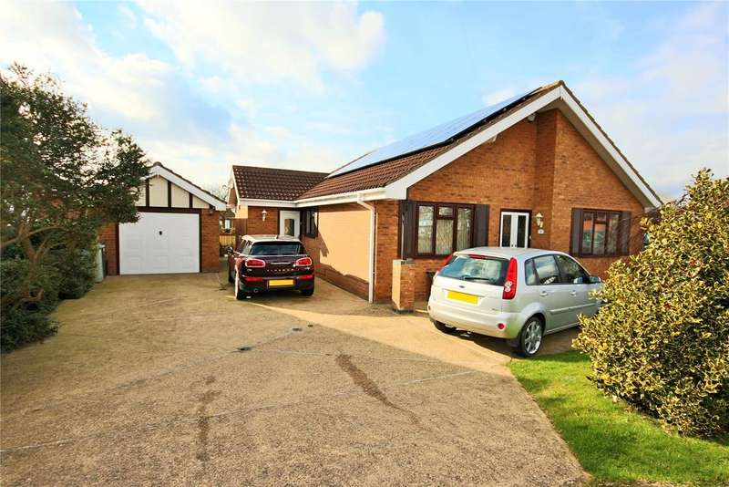3 Bedrooms Detached Bungalow for sale in Sharmans Close, Sutton On Sea, LN12