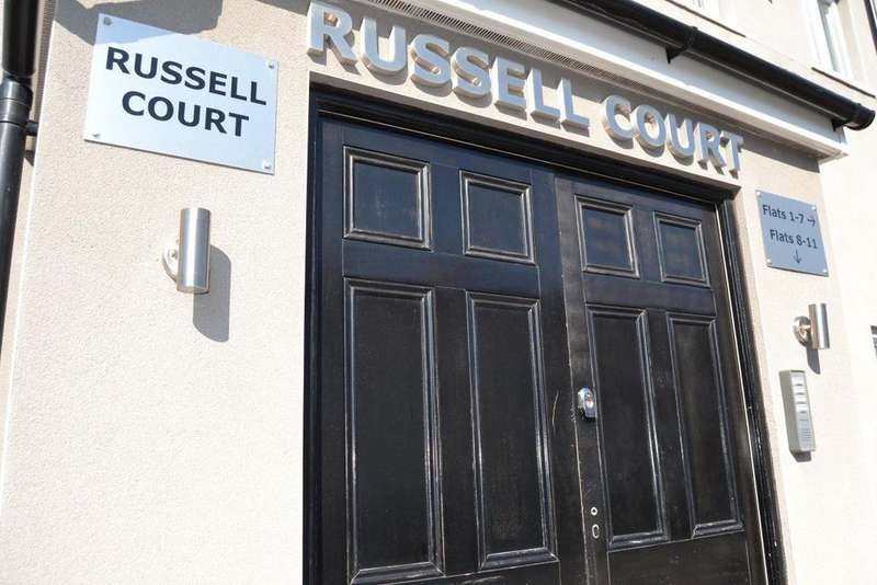 5 Bedrooms Flat for rent in Russell Court