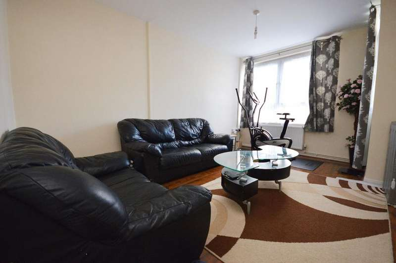 2 Bedrooms Flat for sale in Drakefell Road New Cross SE14