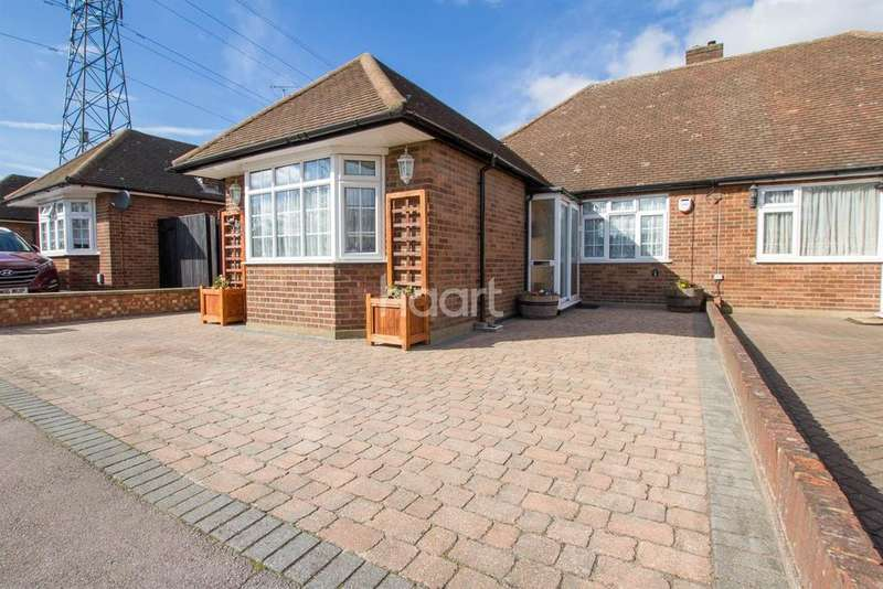 2 Bedrooms Bungalow for sale in Wyndham close