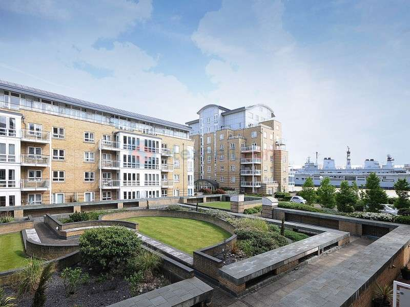1 Bedroom Flat for sale in St. Davids Square, Docklands E14