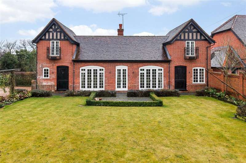 4 Bedrooms Unique Property for sale in Hill Farm Lane, Chalfont St. Giles, Buckinghamshire, HP8