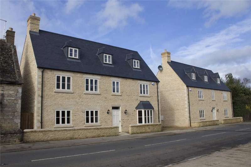 5 Bedrooms Detached House for sale in Overend, Elton, Peterborough, PE8
