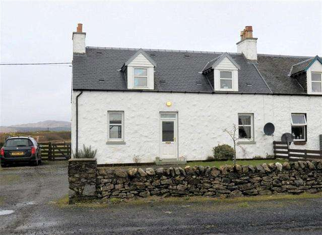 2 Bedrooms Cottage House for sale in 16 Keills Cottages, Port Askaig, Isle of Islay, PA46 7RG