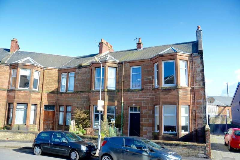 2 Bedrooms Flat for sale in Virginia Gardens, Ayr, Ayrshire, KA8 8JE