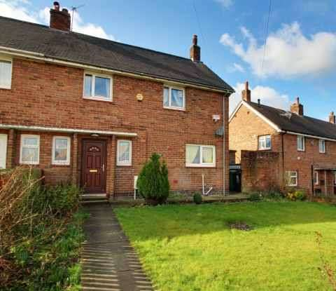 3 Bedrooms Semi Detached House for sale in Heol Celyn, Wrexham, Clwyd, LL11 3HR