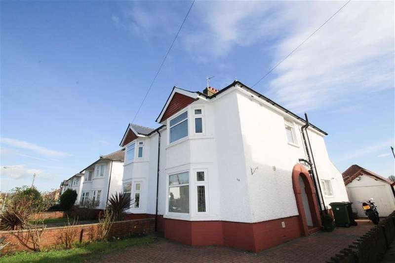 3 Bedrooms Semi Detached House for sale in Heol Y Waun, Whitchurch, Cardiff