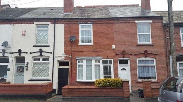 2 Bedrooms Terraced House for sale in Vicarage Road, Halesowen, B62
