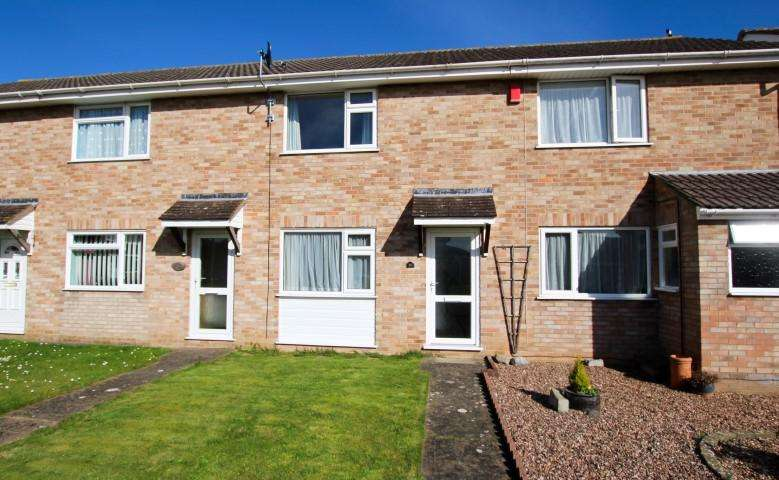 2 Bedrooms Terraced House for sale in Ringwood Road, Bridgwater TA6