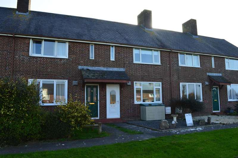 2 Bedrooms Terraced House for sale in Bullfinch Road, St Athan, Vale of Glamorgan CF62