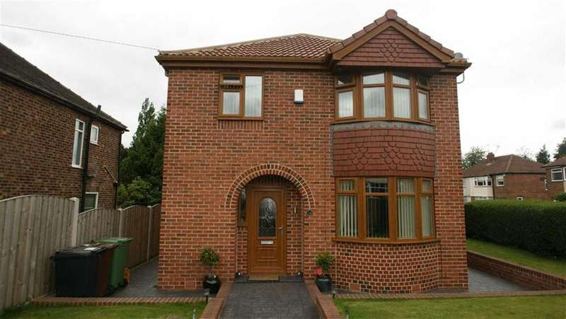 4 Bedrooms Detached House for sale in Woodland Road, Leeds