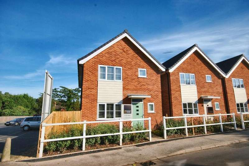 3 Bedrooms House for sale in Holly Grove, Ringwood Road, Alderholt, Fordingbridge, SP6
