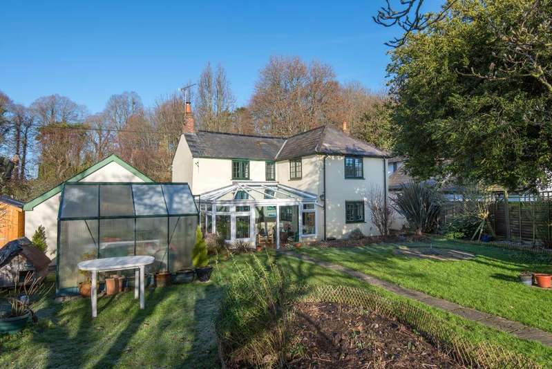 3 Bedrooms Detached House for sale in East End, Damerham, Fordingbridge, Hampshire, SP6