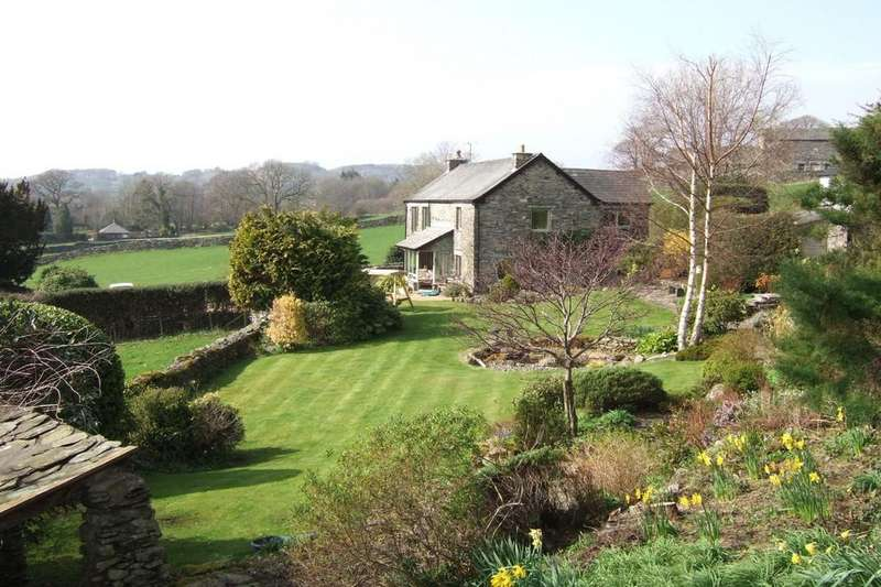 5 Bedrooms Barn Conversion Character Property for sale in Low Cartmell Fold Barn, Crosthwaite, Cumbria. LA8 8HS