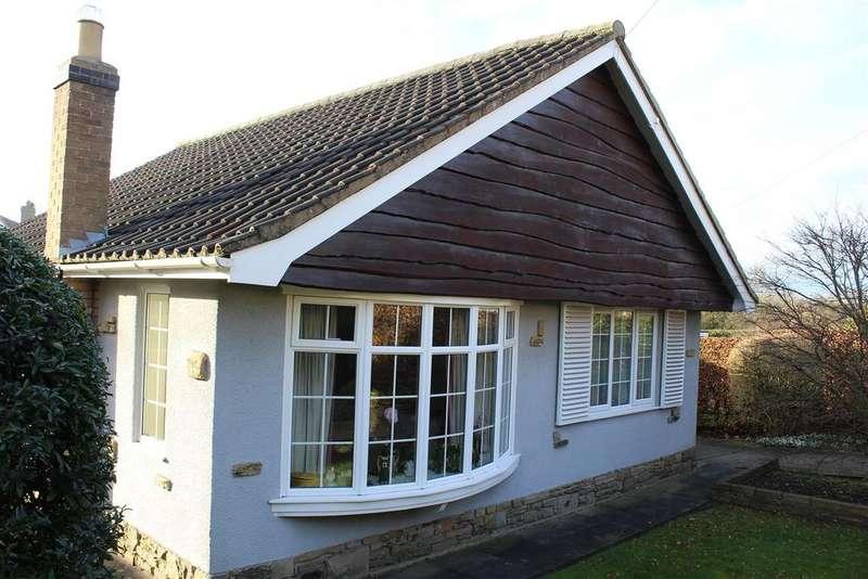 2 Bedrooms Bungalow for sale in Springdale Road, Market Weighton, York