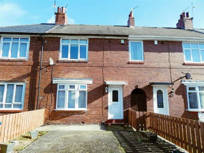 2 Bedrooms Terraced House for sale in Courtfield Road, Walkergate, Newcastle Upon Tyne, NE6