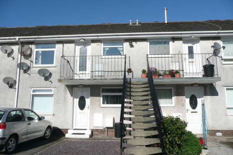 2 Bedrooms Flat for sale in Wyndham Way, Egremont, CA22