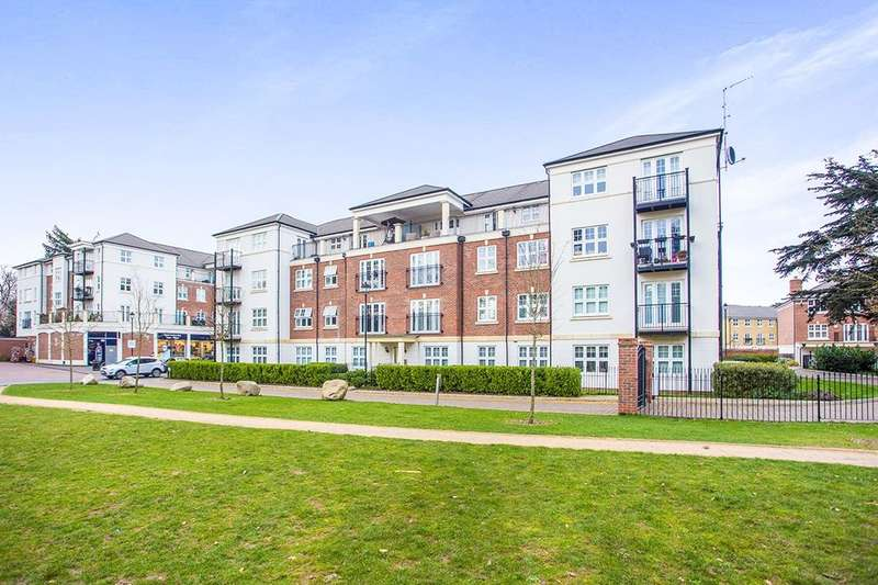 2 Bedrooms Flat for sale in Colnhurst Road, Watford, WD17