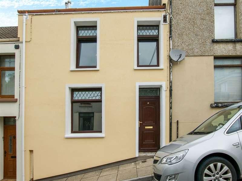 3 Bedrooms Terraced House for sale in Regent Street, Dowlais, Merthyr Tydfil